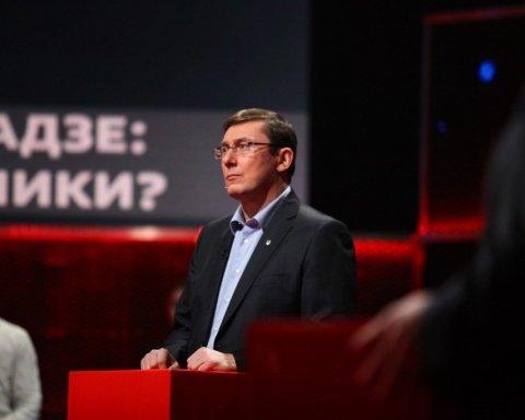 Луценко сообщил, когда покинет пост генпрокурора