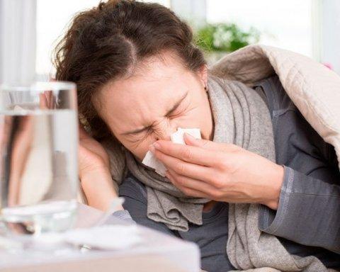 Три популярних способи профілактики грипу, які насправді не діють