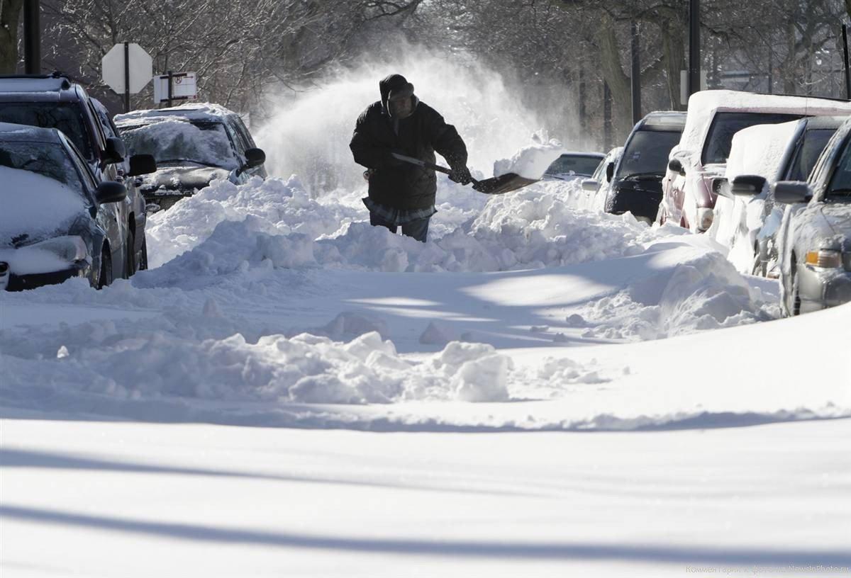 Українців попереджають про потужний сніговий циклон