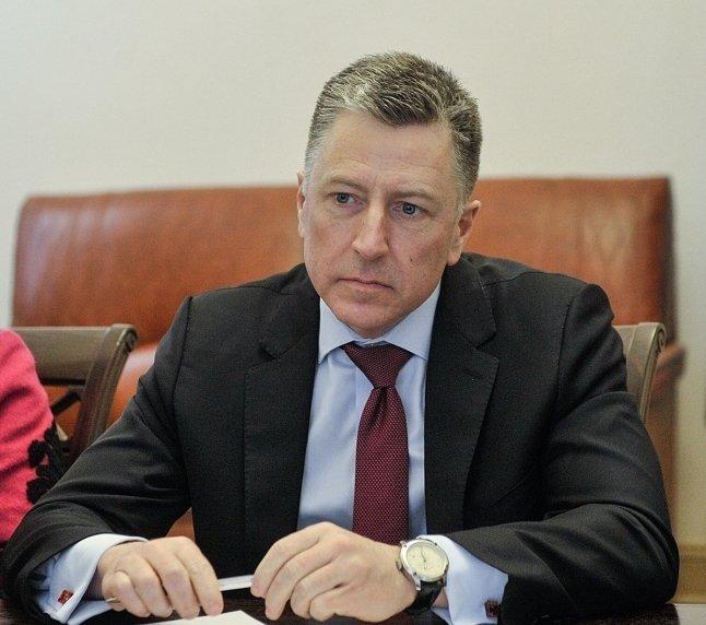 """""""Миротворчий"""" план Путіна: Волкер розставив крапки над """"і"""""""
