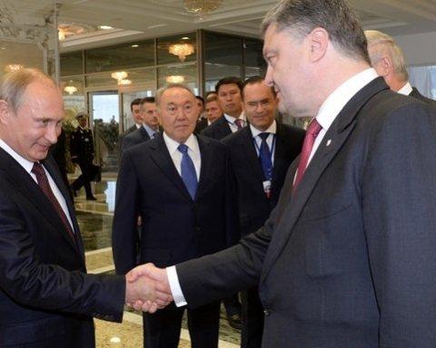Встречи Порошенко с Путиным: дипломат озвучил подробности