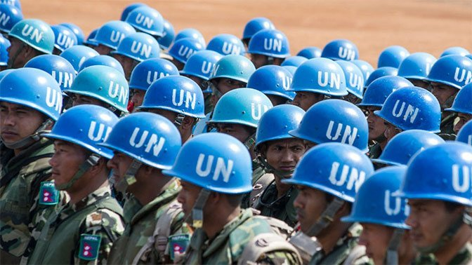 Миротворцы ООН на Донбассе: сколько украинцев поддерживает ввод войск