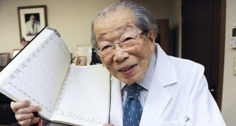 Правила довголіття від лікаря, котрий прожив 105 років
