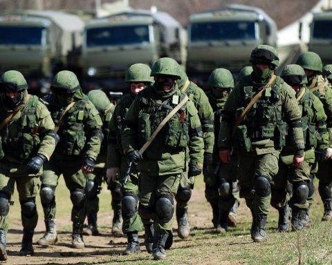 Боевикам Донбасса отдали оружие из Крыма