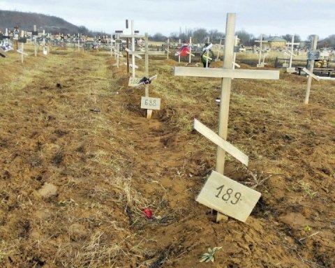 Сотни тысяч смертей: россияне массового гибнут, «враг» никого не щадит