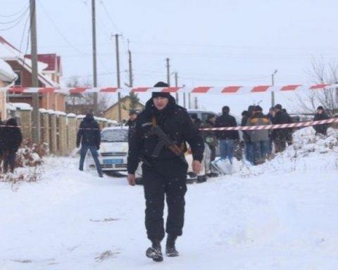 Шесть банд под Киевом грабят элитные дома