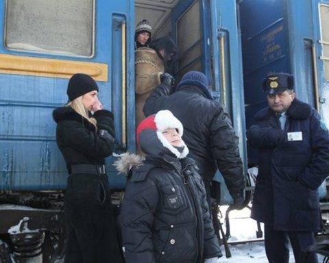 За холод в вагонах украинцам деньги возвращать не будут