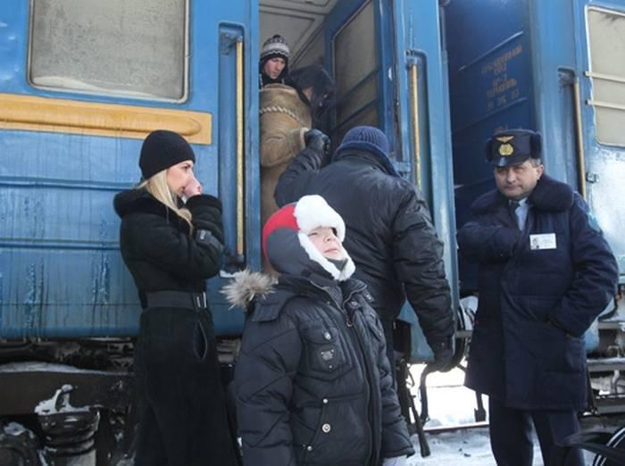 Пассажиры «Укрзализныци» неполучат компенсацию захолод ввагонах