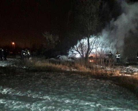 Авария вертолета в Кременчуге: в полиции озвучили возможные причины