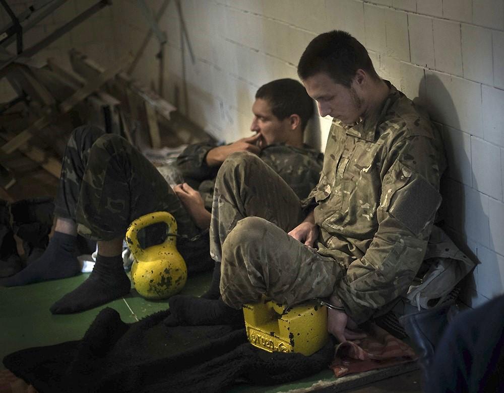 Прежний заложник «ДНР» поведал оконцлагере воккупированном Донецке