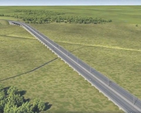 З'явився проект нової окружної дороги в Києві