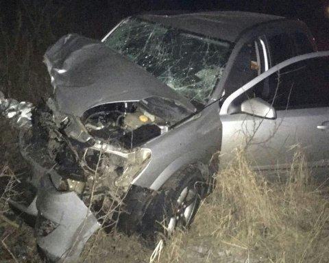 Авто перетворились на брухт: у моторошній ДТП загинуло двоє людей
