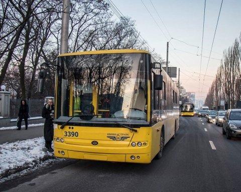Вибух в одеському тролейбусі: під одним з пасажирів вибухнула пічка