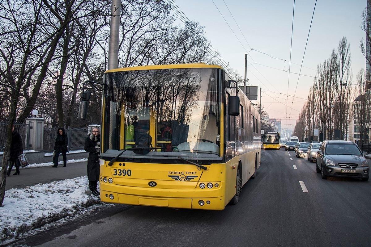 Взрыв водесском троллейбусе: под одним изпассажиров взорвалась печь