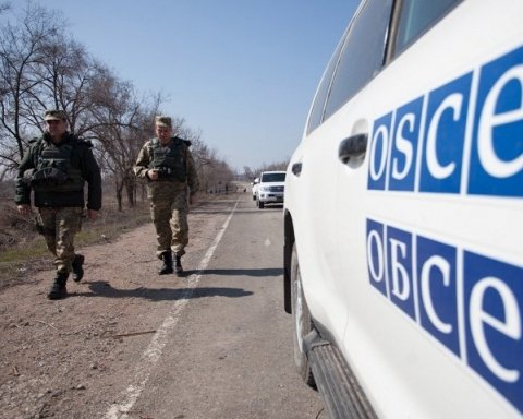 ОБСЄ згортає роботу на Донбасі: з'явилися подробиці
