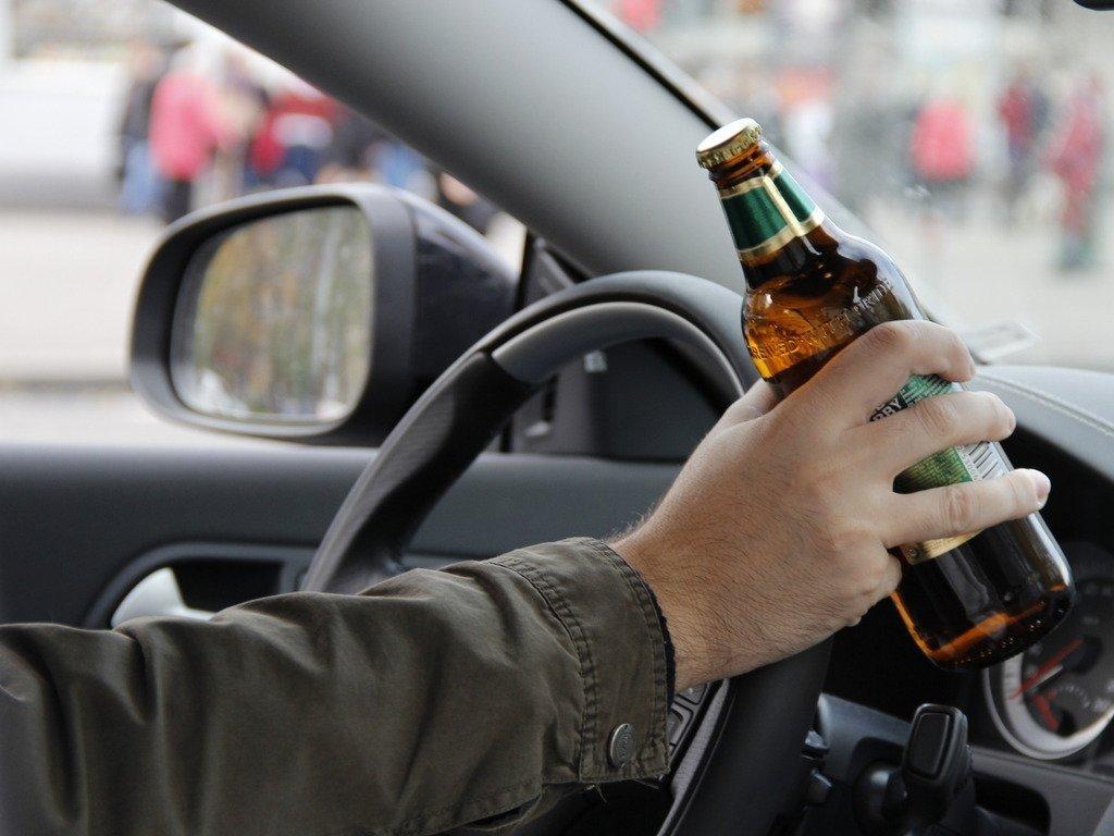 З початку року  прикарпатські поліцейські зупинили близько 700 нетверезих водіїв