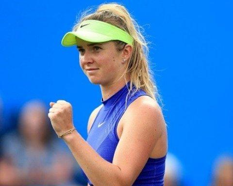 Украинская спортсменка одержала блестящую победу
