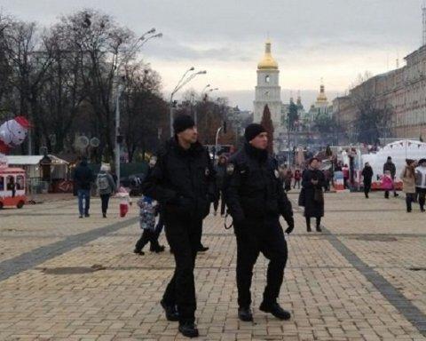 В полиции Киева рассказали о мерах безопасности на Рождество