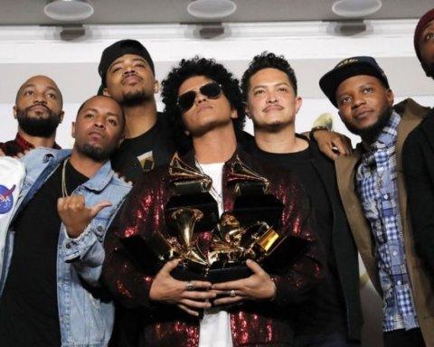 »Grammy 2018″: названы победители музыкального конкурса