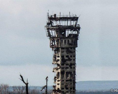 Дуже сумно: з'явилися свіжі фото Донецького аеропорту