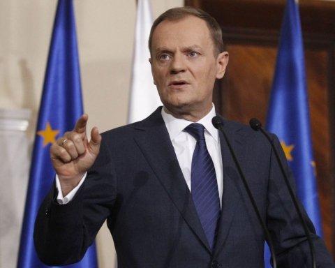 Саміт Україна – ЄС: Порошенко і Туск визначилися з датою і місцем проведення