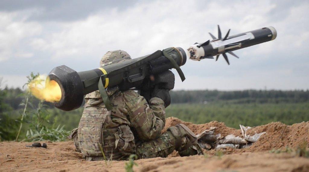 США почнуть будувати Javelin для України
