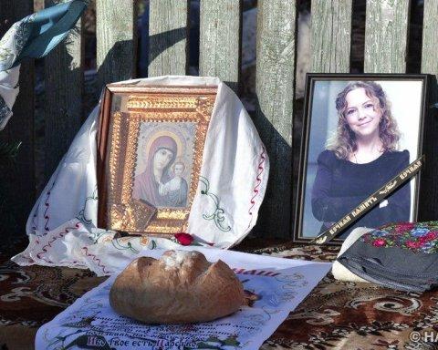 Дело Ноздровськой: в сети показали видео с камер наблюдения в день убийства