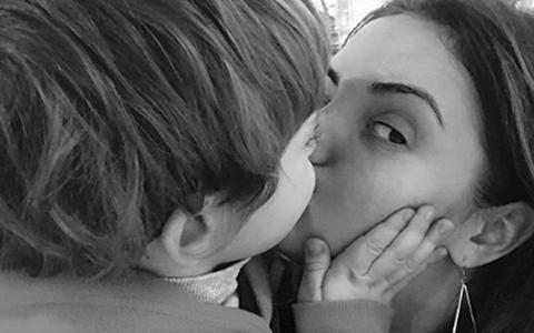 Оля Цибульская поделилась трогательным моментом своей жизни