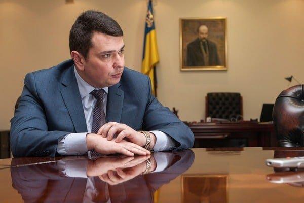 Суд украинской столицы оштрафовал Сытника