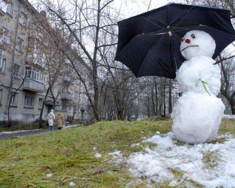 Несподіване тепло і сніг: синоптик дала прогноз погоди на Старий Новий рік