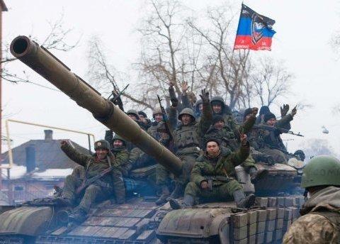 Россия в больших количествах перебрасывает на Донбасс боеприпасы, — разведка