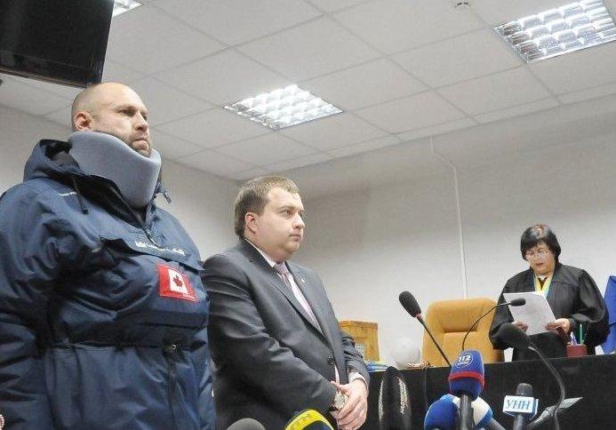 2-ой  участник смертоносного  ДТП вХарькове отказался отапелляции напродление ареста