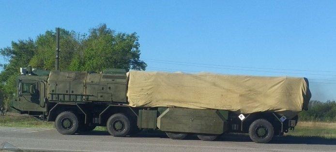 Появились впечатляющие кадры испытаний украинского ракетного комплекса «Гром-2» (видео)
