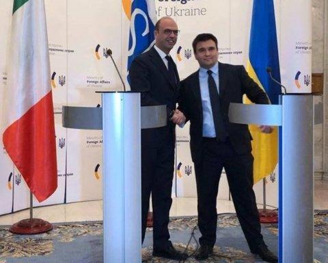 Клімкін озвучив умови миру на Донбасі