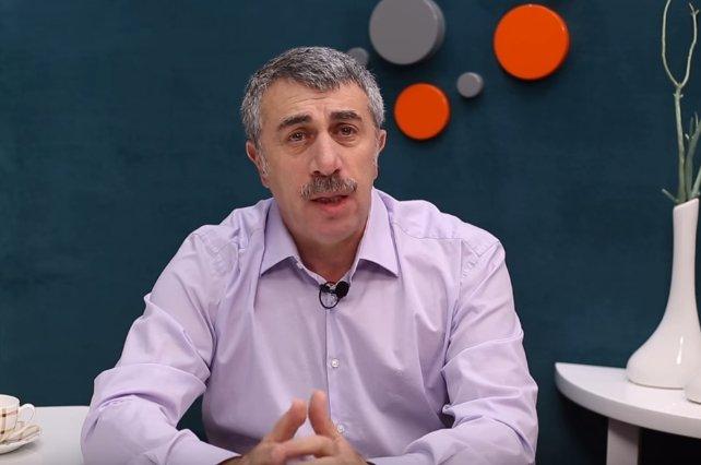 Комаровський назвав три універсальні правила здоров'я: що варто знати