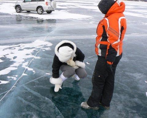 Страшная находка: дети во время катания на коньках нашли утопленника