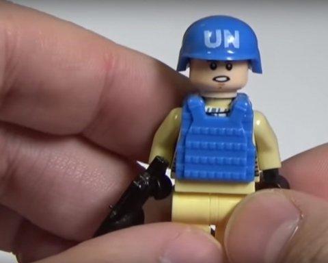 Из конструктора Lego собрали суперкар, который умеет ездить