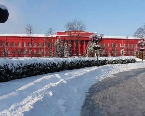 У студентів Києва занять не буде до весни