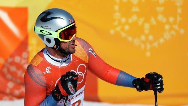 Олимпиада-2018: норвежский горнолыжник Свиндаль выиграл «золото»