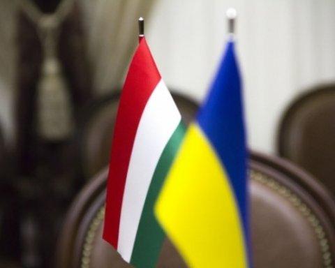 """Україна та Угорщина проведуть перемовини щодо """"мовної суперечки"""""""