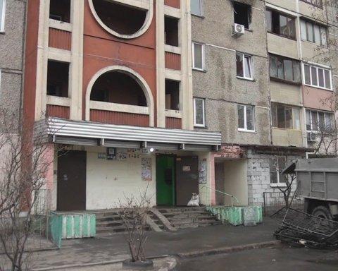 Пекельна пастка: копи врятували п'ятьох дітей від смерті у пожежі