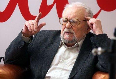 На 88-м году жизни умер украинский философ и академик Мирослав Попович