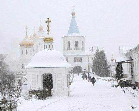 Неизвестные ограбили женский монастырь