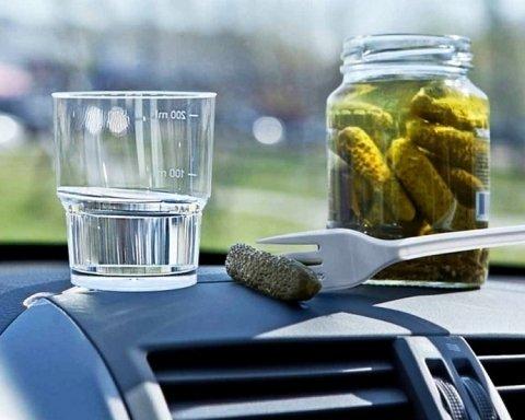 Пьяный водитель угрожал посетителям ресторана въехать в здание на своем авто