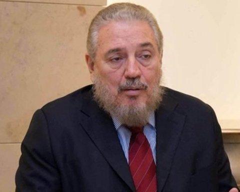 Старший сын Фиделя Кастро совершил самоубийство на Кубе