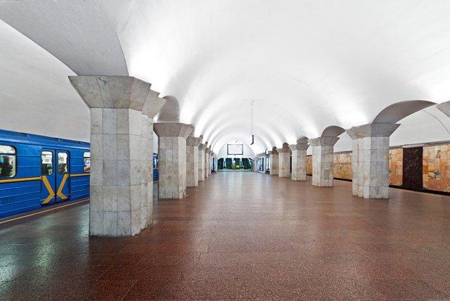 Станцию метро Майдан Независимости завтра закрою