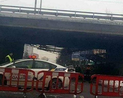 У Києві обмежать рух на одному із мостів