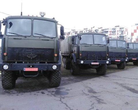 Потужні і швидкі: ЗСУ отримали нову партію армійських автомобілів