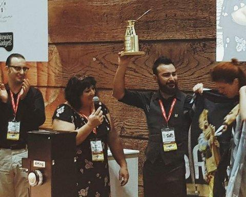 Гордимся нашими: украинец выиграл чемпионат мира по завариванию кофе
