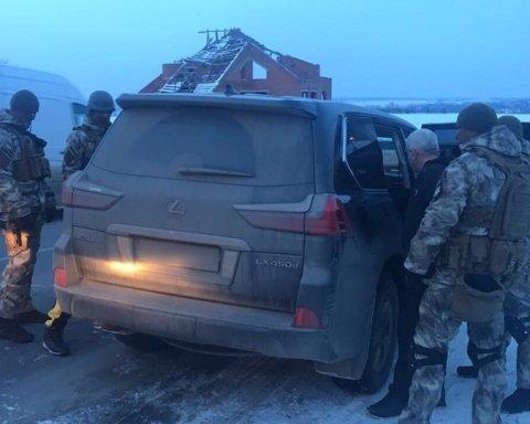 """Відомого """"злодія у законі"""" затримали в Україні"""